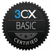 Get 3CX Basic Certified