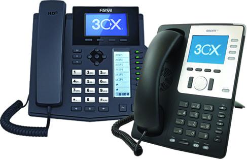 Fanvil and snom IP Phones