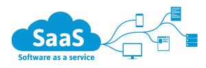 cloud software as a service