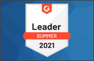 G2 Leader Summer 2021 Award Logo