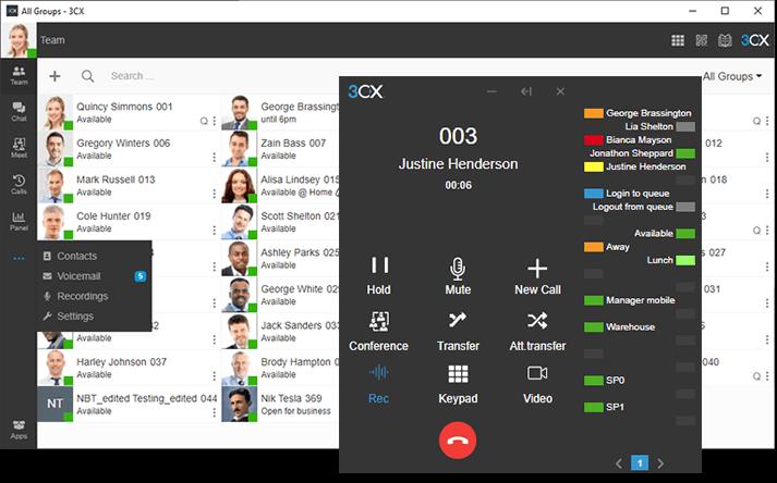 V18 Beta 1 - New web-client interface