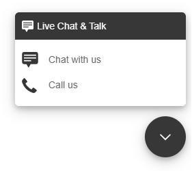 3CX Chat ao vivo & Talk
